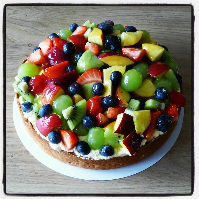 Vruchtentaart 1