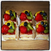 Balgebakjes Vruchten