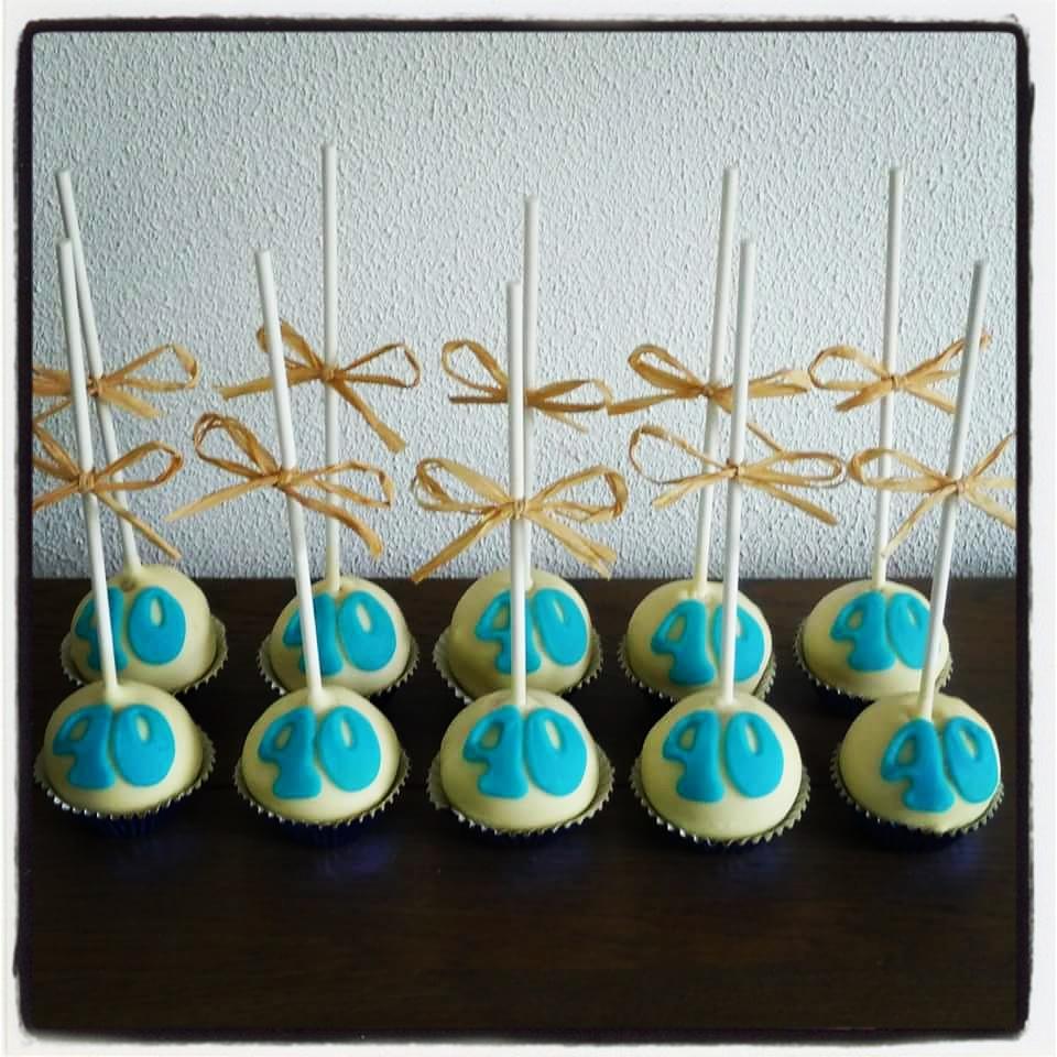 Cakepops verjaardag