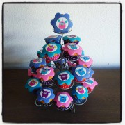 Firby Mini Cupcakes