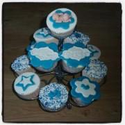 Geboorte Cupcakes 3