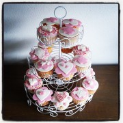 Geboorte Cupcakes 4