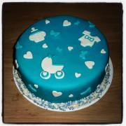 Geboorte taart (2)
