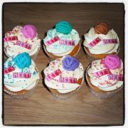 Haken Cupcakes