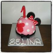 Mini Mouse boltaart