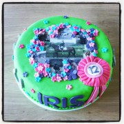Verjaardag taart 2
