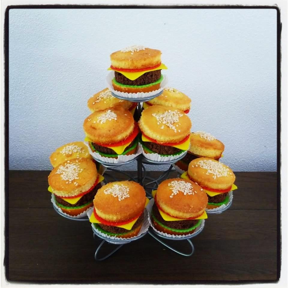 Cupcakes Samenstellen