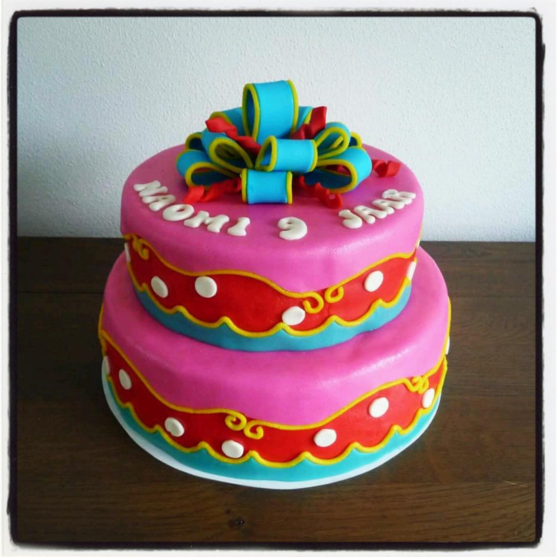 marsepeinen taart Marsepein Stapeltaart 2 lagen (tot 22 personen)   Cakepunt marsepeinen taart