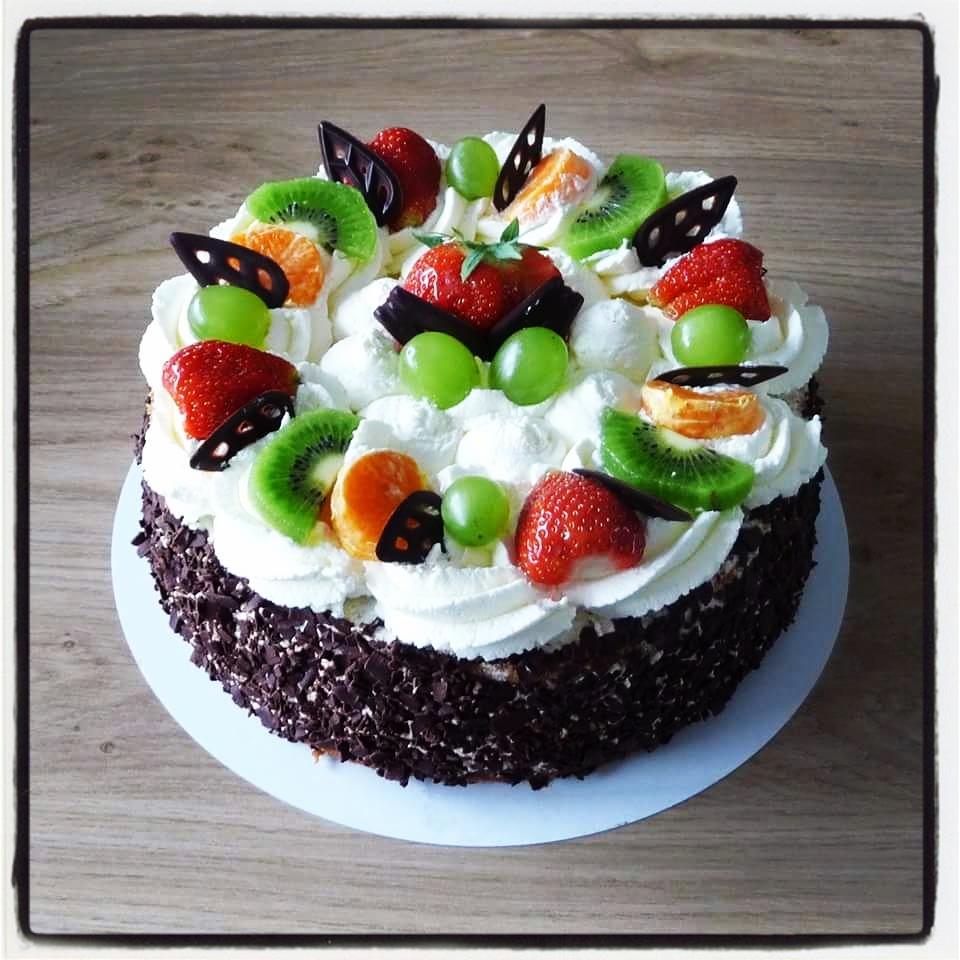 slachroom taart Slagroom Taart   Cakepunt slachroom taart